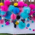 Gender Reveal Party Banner
