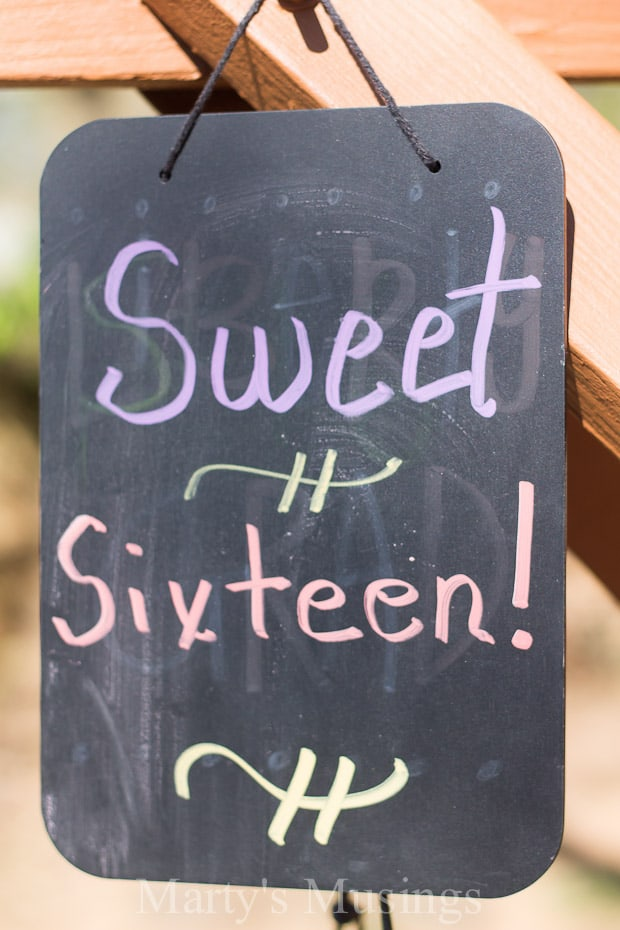 sweet 16 birthday party ideas for invites decor food and more