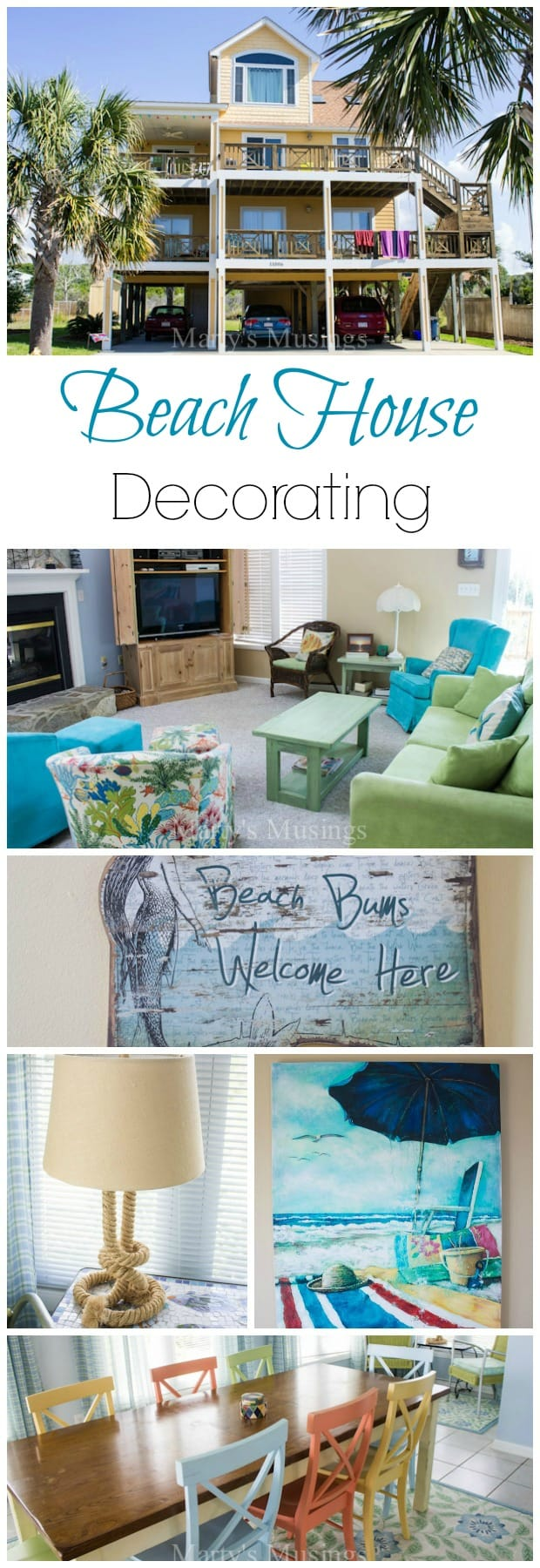 beach house decorating ideas related keywords