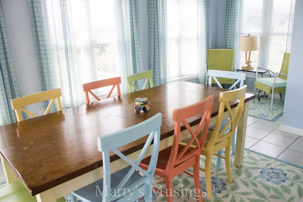 beach house decorating martys musings - Beach House Decorating Ideas
