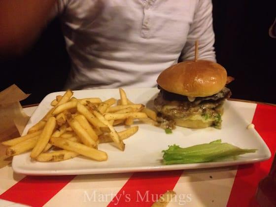 Family Fun at TGI Fridays Restaurant - Marty's Musings