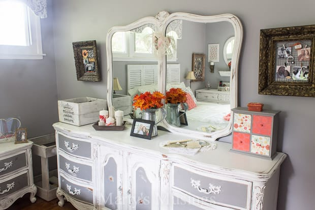 How I Decorated Our Bedroom for Practically Nothing - Marty's Musings