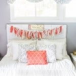 How to Decorate a Bedroom for Practically Nothing - Marty's Musings