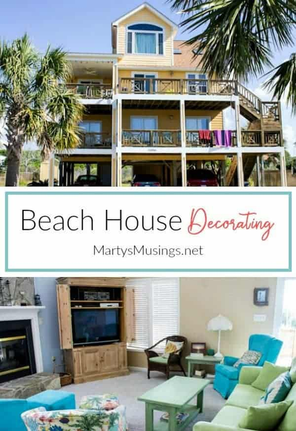 Full Of Detailed Pictures And Home Decor, This Post Is Filled With Beach House  Decorating