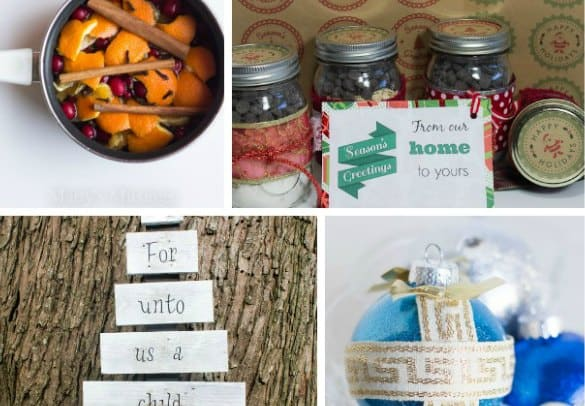 15 Easy DIY Christmas Crafts and Projects