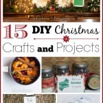 15 Easy DIY Christmas Crafts and Projects - Marty's Musings