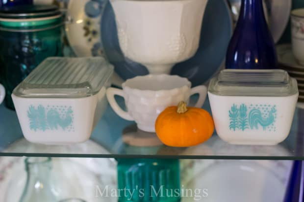Add a Touch of Fall Decorating - Marty's Musings
