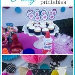 Baby Gender Reveal Party and Free Printables