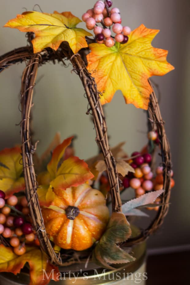 Easy Tips for Fall Decorating - Marty's Musings