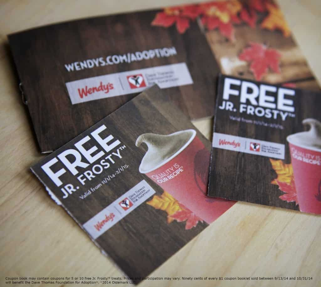Wendy's Halloween Coupons