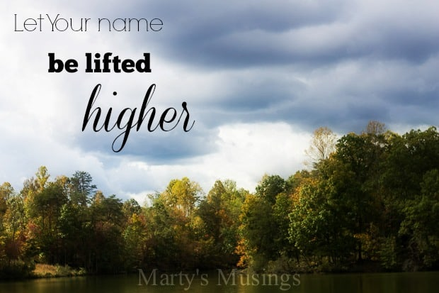 """Hillsong Worship song """"Stronger"""" video and devotion from Marty's Musings"""