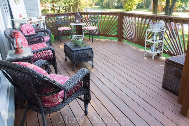 How to Stain Your Wood Deck