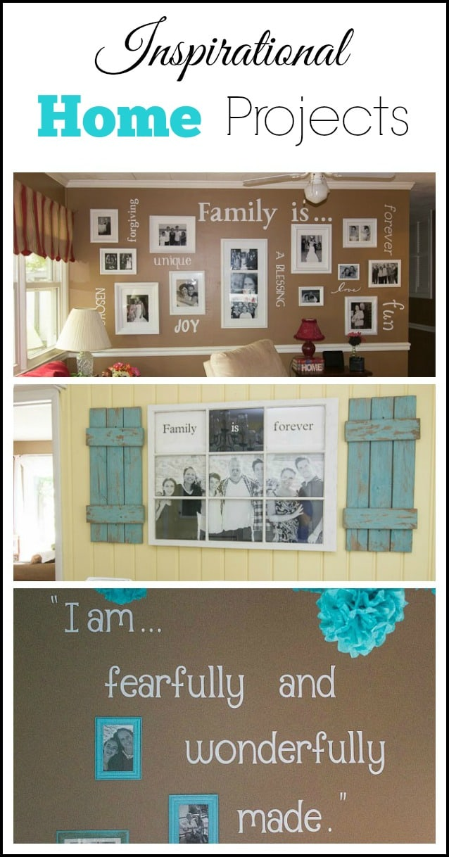 Inspirational Home Projects - Marty's Musings