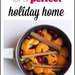 Simmering Homemade Potpourri - Marty's Musings