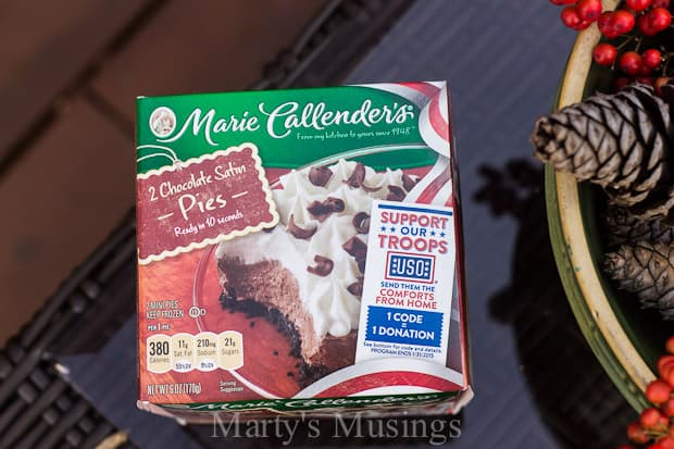 Comforts From Home with Marie Callender's - Marty's Musings