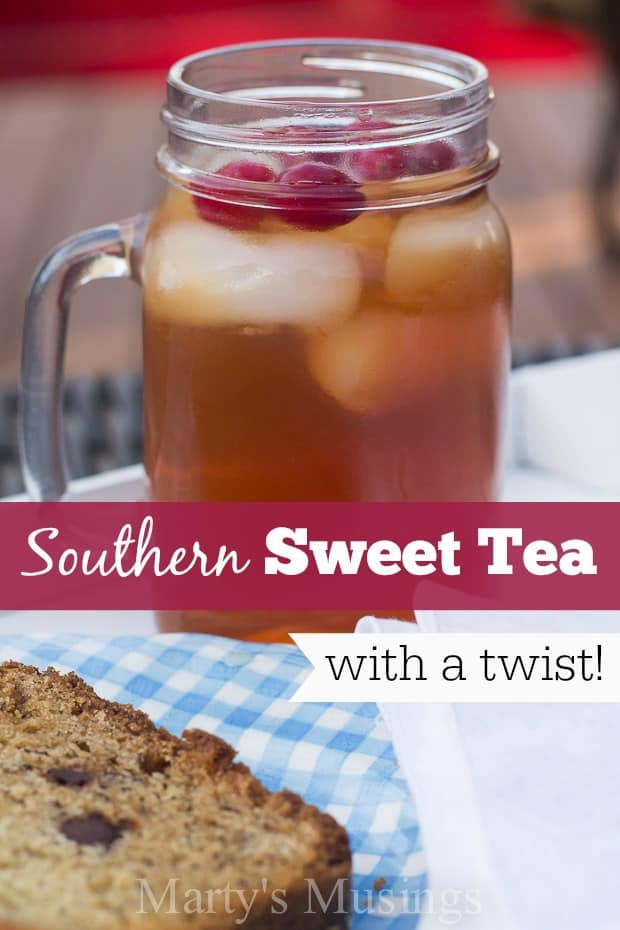 Memories of Southern Sweet Tea