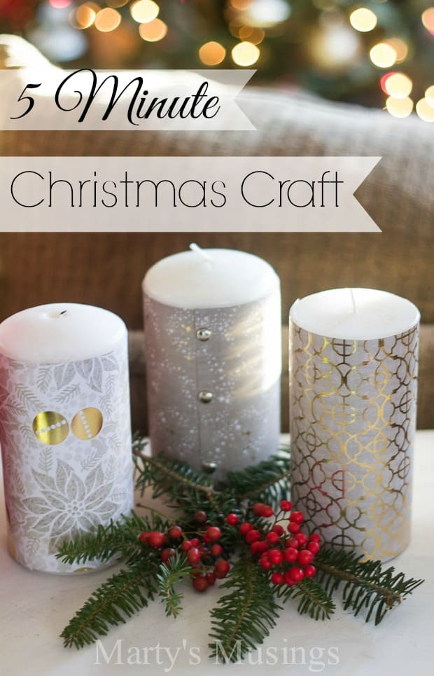 Simple christmas craft for Room decor 5 minute crafts