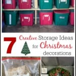 7 Creative Storage Ideas for Christmas Decorations