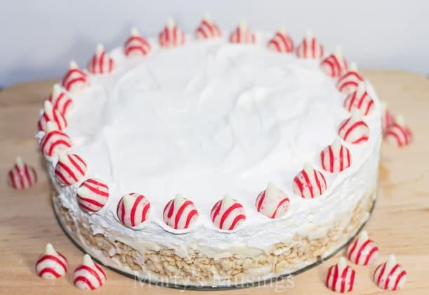 Chocolate Peppermint Ice Cream Cake Recipe