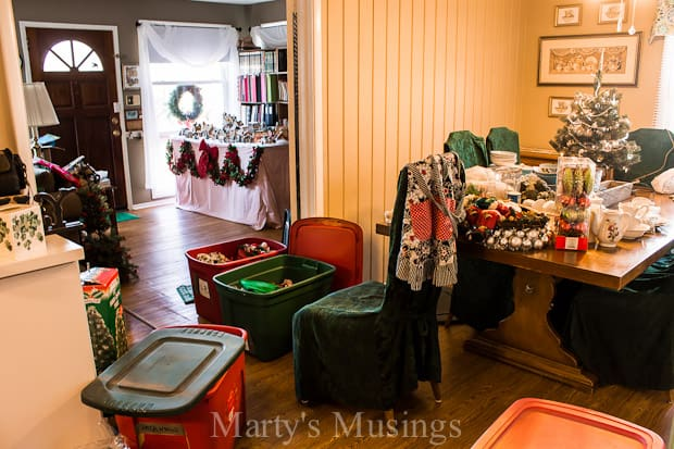 Storage Ideas For Christmas Decorations
