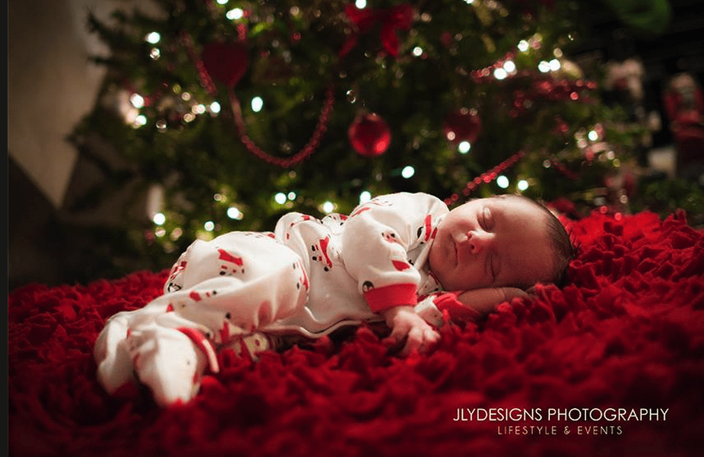 Merry Christmas Baby - Marty's Musings
