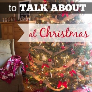 What No One Wants to Talk About at Christmas - Marty's Musings