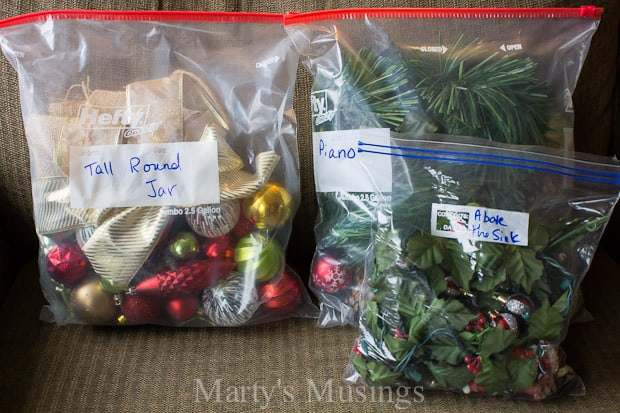 Storage Boxes For Christmas Ornaments