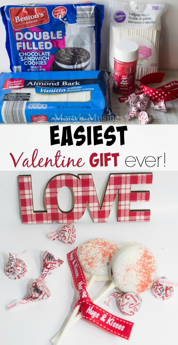 Easiest Valentine Gift Ever - Marty's Musings