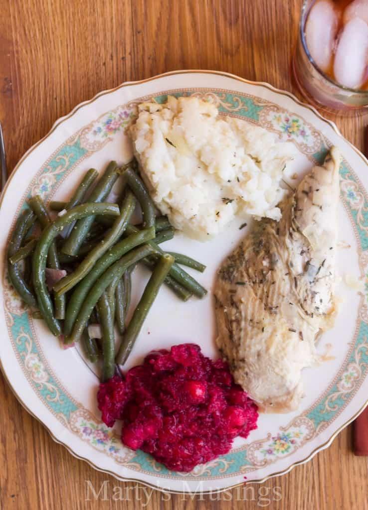 Healthy Dinner Ideas - Marty's Musings
