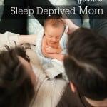 4 AM Feelings From a Sleep Deprived Mom