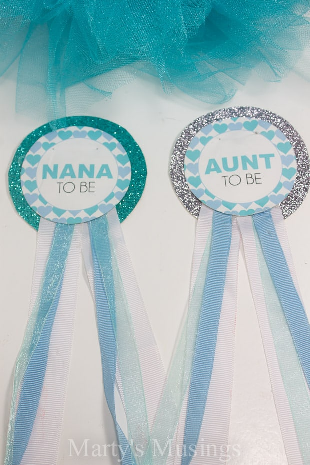 Baby-Shower-Ribbon-Corsage-for-Grandma-1 Grandma Sash Baby Shower