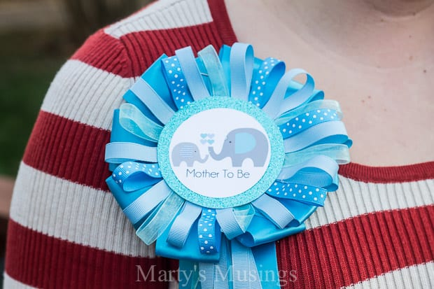 Easy Diy Baby Shower Corsage Diy Unixcode