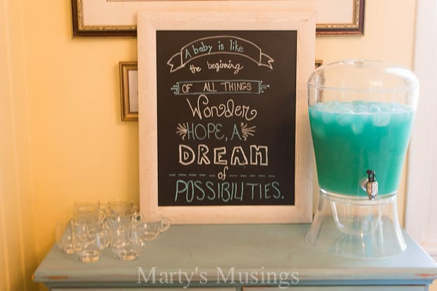 With Tips And Tricks On Throwing A DIY Elephant Themed Baby Shower From  Martyu0027s Musings,