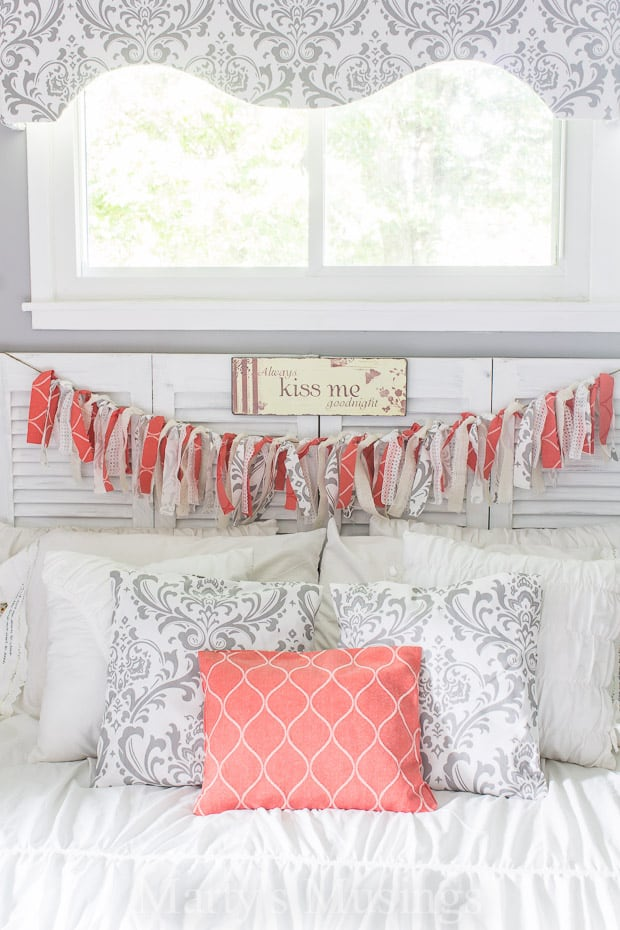 How to Make a DIY Fabric Rag Banner