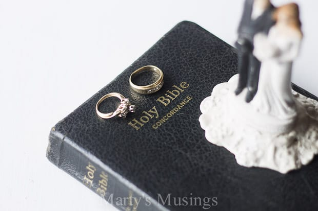 """What makes a good marriage? Blogger Marty's Musings shares that brokenness and being remade through faith are the keys. Casting Crowns """"Broken Together/"""""""