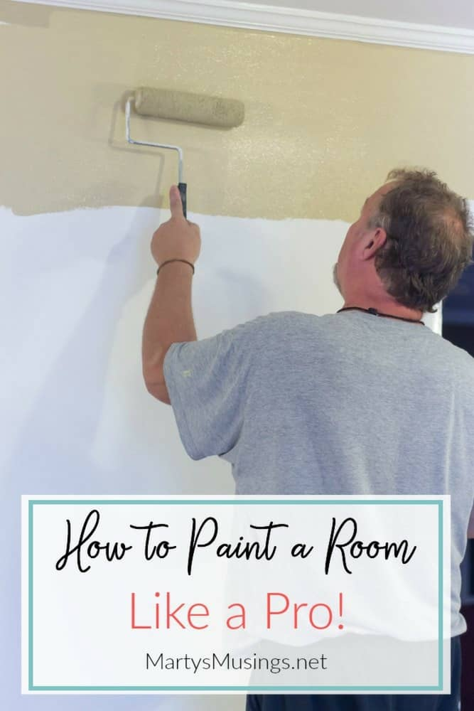 A professional painter shares everything an ordinary person needs to know on how to paint a room with great tips for the beginner wanting to save time and money and do it yourself!