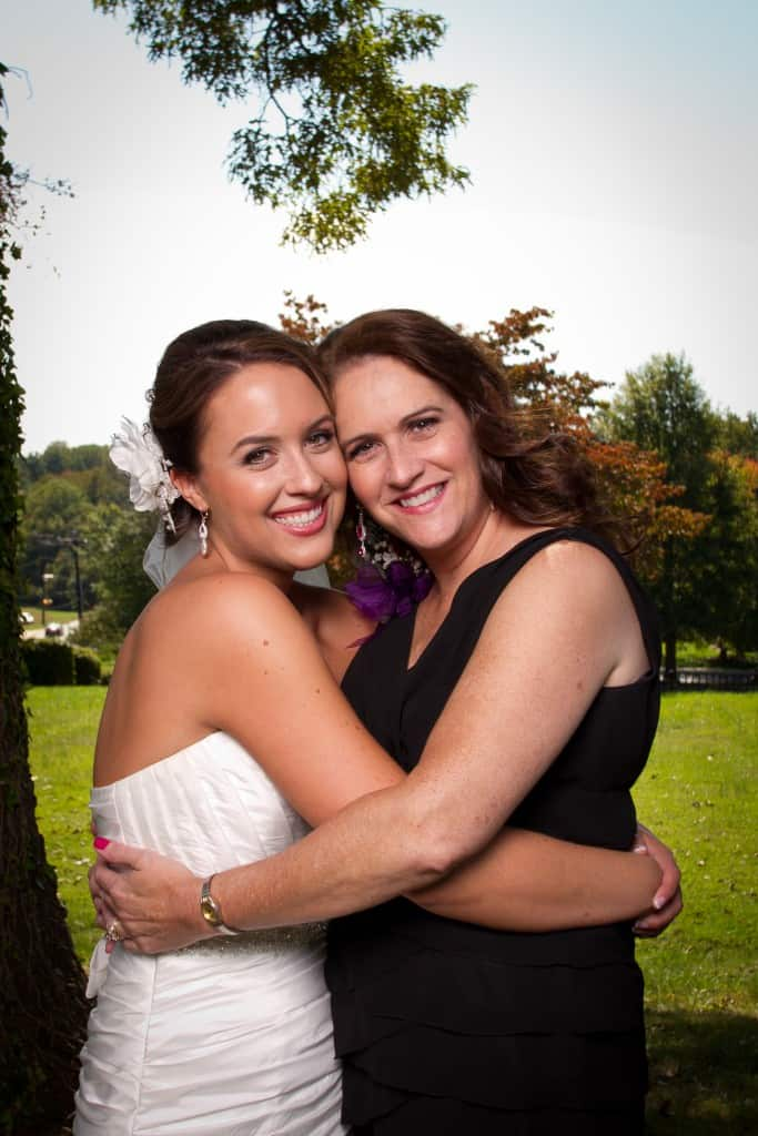 Mother to Daughter on her Wedding Day - Marty's Musings
