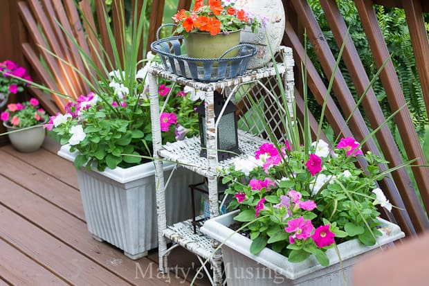 Inexpensive Decorating Ideas budget decorating ideas for the deck