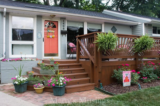 Ranch style house for Front door styles for ranch homes