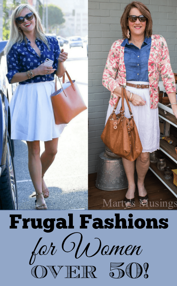 bd9ea1d566964 Fabulous Frugal Fashions for Women over 50 (and the rest of you