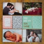 Easy Family Scrapbook Ideas: Print Those Pictures!