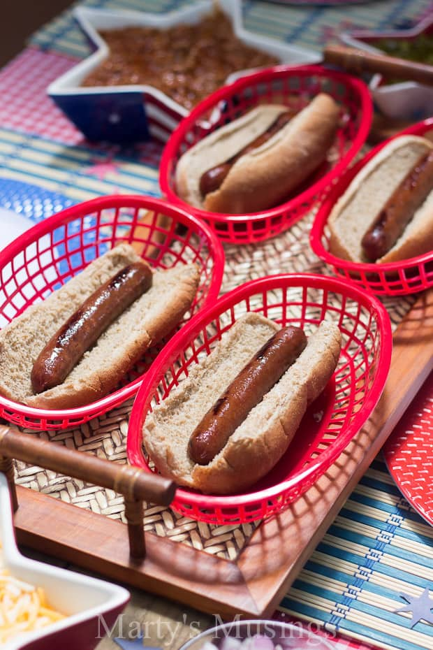 Enjoy moments with family and friends without spending a lot of time or extra money. Serve Ball Park Park's Finest, the best premium hot dogs for grilling!