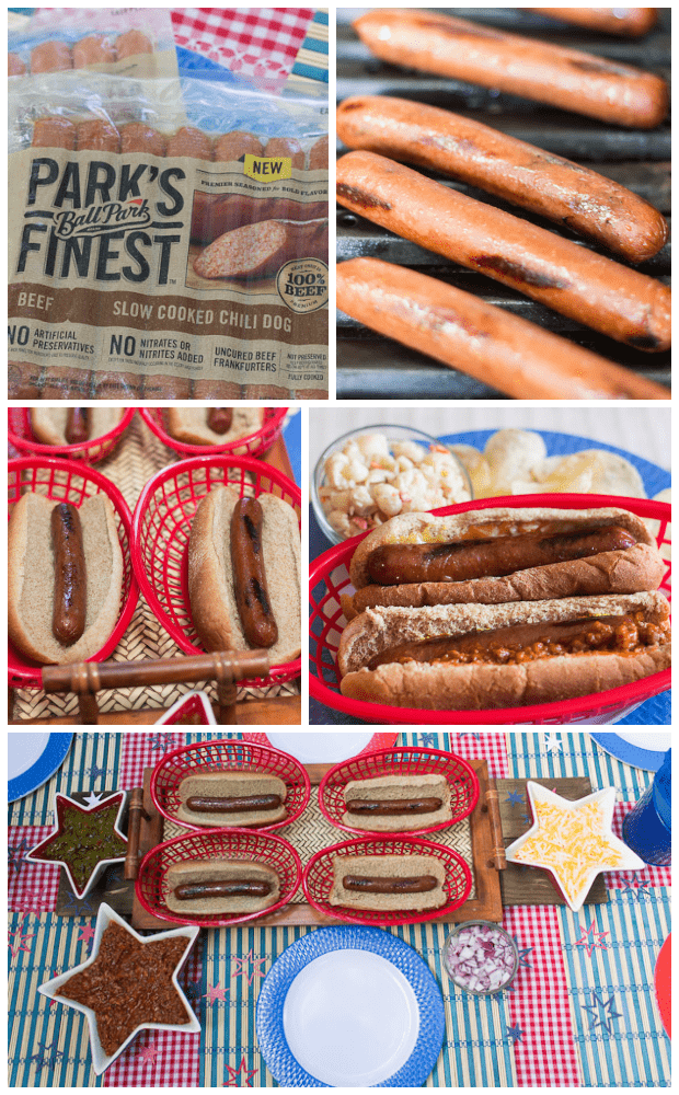 The Best Hot Dogs and a Lazy Family Holiday