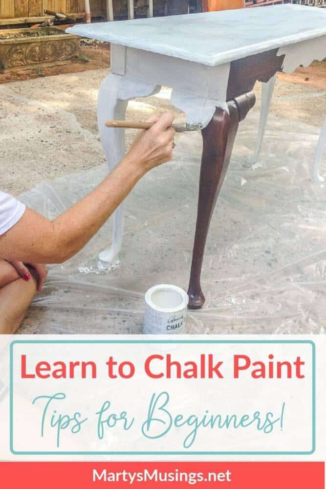 7 Chalk Painting Tips For Beginners, How To Use Chalk Paint On Furniture