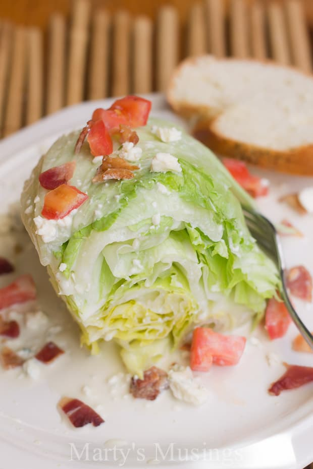 With only a few ingredients, this blue cheese dressing recipe takes a wedge salad from ordinary to amazing. Save time and money by preparing homemade!
