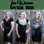 Fashion for Women over 50: The Little Black Dress