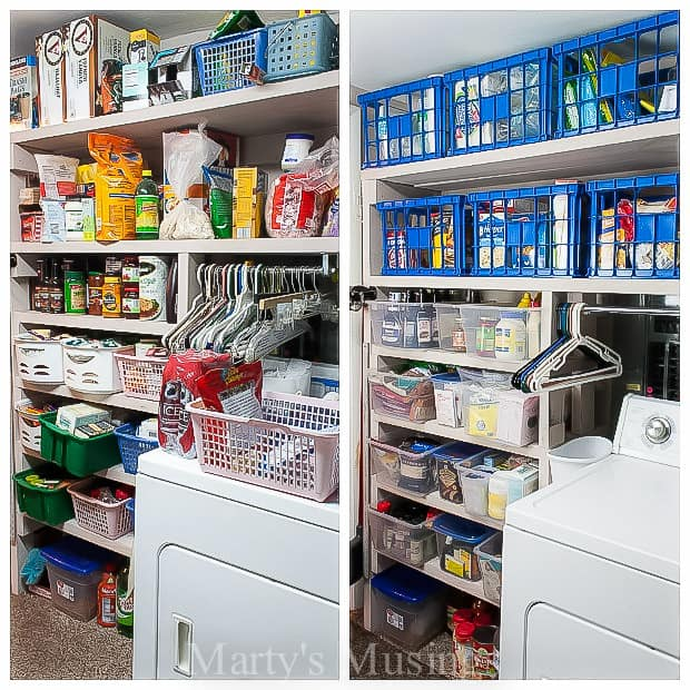 Storage Laundry Room Organization Kitchen Pantry Storage: Small Laundry Room Ideas