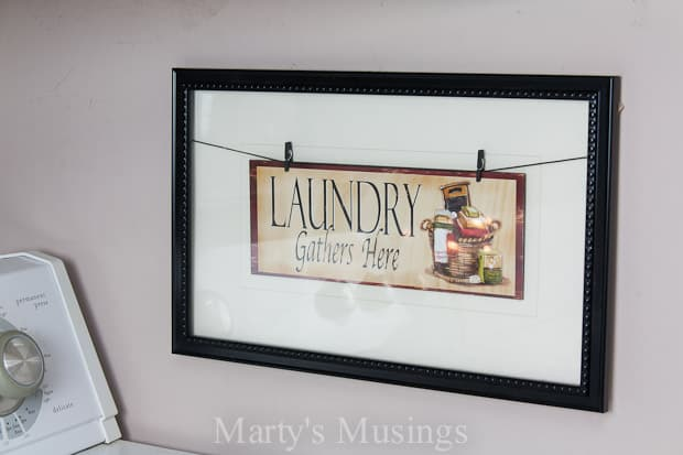 These concise laundry room ideas will convince you that even a small space can be efficient, organized and look great with inexpensive storage containers.