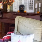 Simple Fall Vignette in No Time!