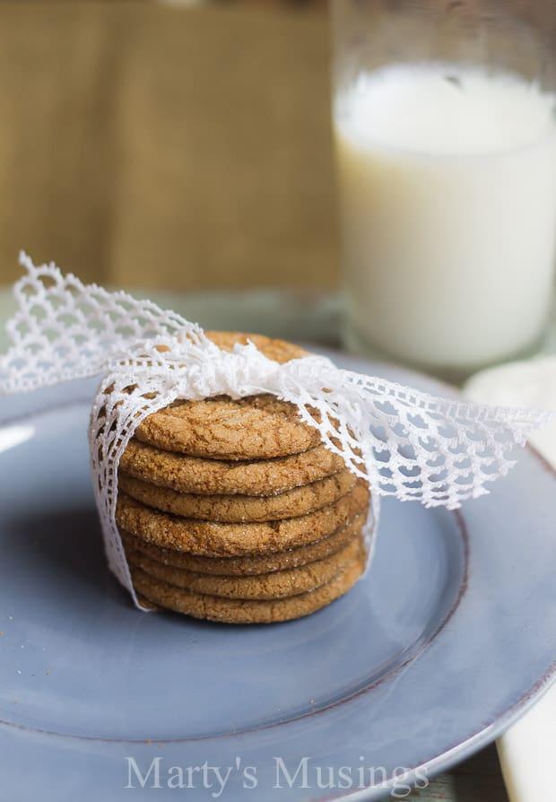 Best molasses cookie recipes